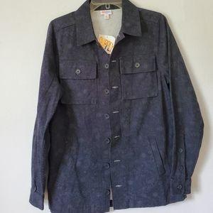 Lularoe/Charcoal Supply Jacket